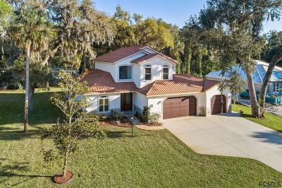 Palm Coast Single Family Home For Sale: 10 River Oaks Way