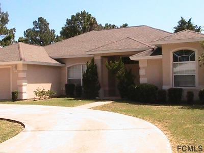 Palm Coast Single Family Home For Sale: 23 Westgrill Dr