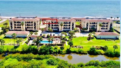 Flagler Beach Condo/Townhouse For Sale: 2450 N Ocean Shore Blvd #C-315