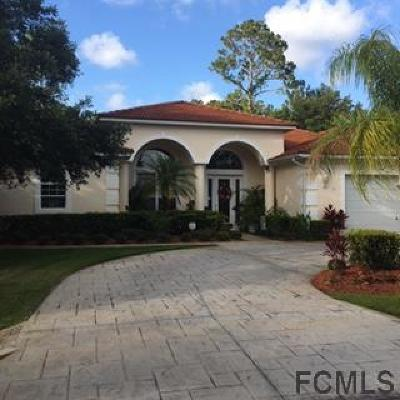 Palm Coast Single Family Home For Sale: 38 Buttonworth Dr