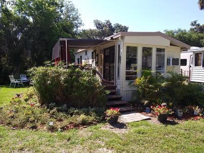 Flagler Beach FL Single Family Home For Sale: $27,500