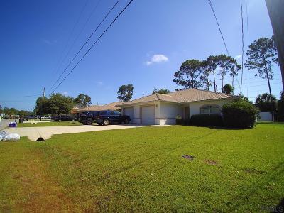 Palm Coast Multi Family Home For Sale: 59 Raintree Pl
