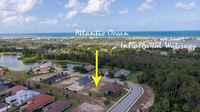 Palm Coast Plantation Residential Lots & Land For Sale: 11 Eagle View Drive