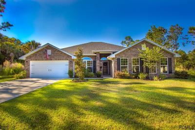 Palm Coast FL Single Family Home For Sale: $269,900