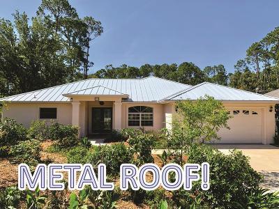 Palm Coast Single Family Home For Sale: 38 Barkwood Ln