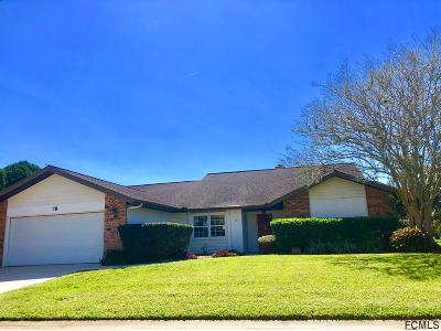Ormond Beach Single Family Home For Sale: 78 Kingsley Circle