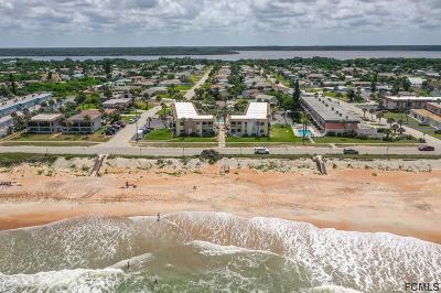 Ormond Beach Condo/Townhouse For Sale: 2780 Ocean Shore Blvd #7S