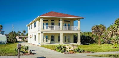 Ormond By The Sea Single Family Home For Sale: 3628 Ocean Shore Blvd