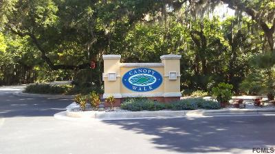 Palm Harbor Condo/Townhouse For Sale: 700 Canopy Walk Lane #743
