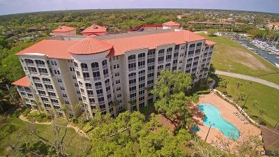 Palm Harbor Condo/Townhouse For Sale: 146 Palm Coast Resort Blvd #401