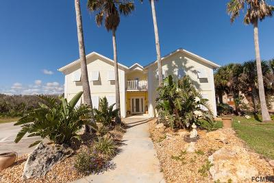 Flagler Beach Single Family Home For Sale: 3398 N Ocean Shore Blvd