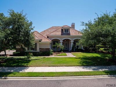 Palm Coast Single Family Home For Sale: 20 Ocean Oaks Ln