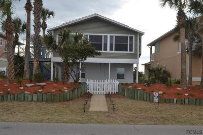 Flagler Beach FL Single Family Home For Sale: $449,000