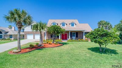 Flagler Beach Single Family Home For Sale: 3084 Painters Walk
