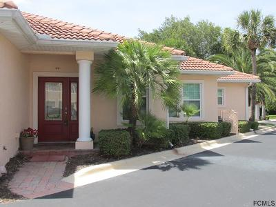 Condo/Townhouse For Sale: 50 Palm Harbor Pkwy #44