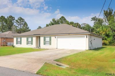 Seminole Woods Single Family Home For Sale: 51 Seathorn Path