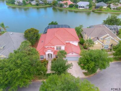 Palm Coast Single Family Home For Sale: 15 Sandpiper Ct