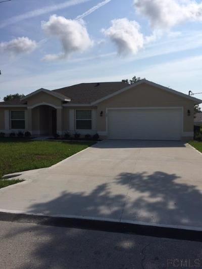 Single Family Home For Sale: 39 Freeport Lane