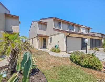 Flagler Beach Condo/Townhouse For Sale: 1731 N Windsong Cir #1731