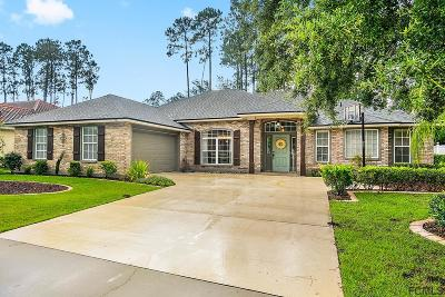 Palm Coast Single Family Home For Sale: 10 Essington Ln