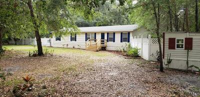 Bunnell Single Family Home For Sale: 2905 Water Oak Rd