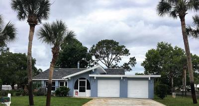 Palm Coast Single Family Home For Sale: 2 Carr Ln