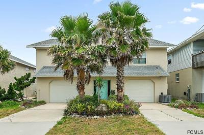 Flagler Beach Single Family Home For Sale: 2080 N Ocean Shore Blvd
