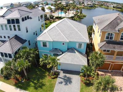 Palm Coast Single Family Home For Sale: 109 Ocean Way N