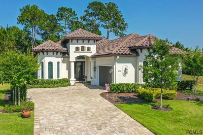 Conservatory At Hammock Beach Single Family Home For Sale: 329 Hibiscus Way