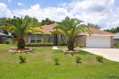 Palm Coast Single Family Home For Sale: 25 Lyndenhurst Lane