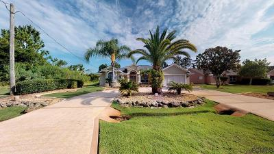 Palm Coast Single Family Home For Sale: 6 Burnet Place