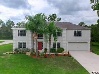 Palm Coast Single Family Home For Sale: 46 Sederholm Path