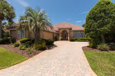 Palm Coast Single Family Home For Sale: 28 Oak View Circle E