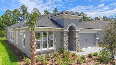 Plantation Bay Single Family Home For Sale: 827 Creekwood Dr