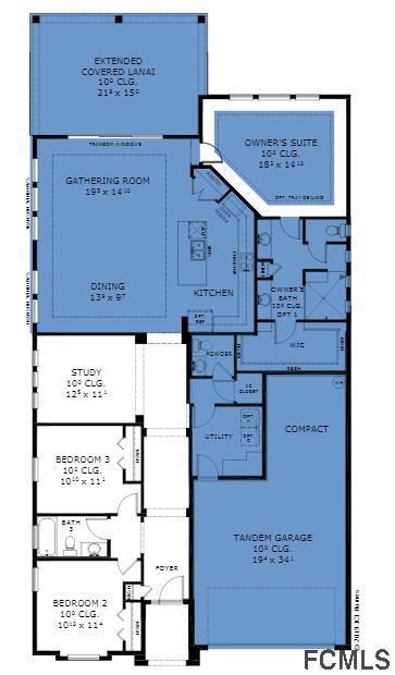 827 Creekwood Dr, Ormond Beach, FL   MLS# 248917   Rosa