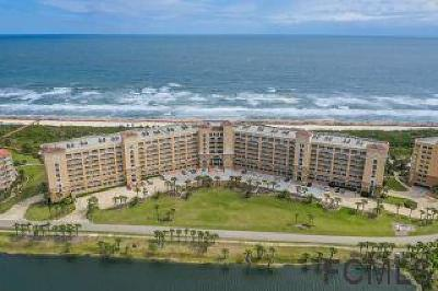 Palm Coast Condo/Townhouse For Sale: 80 Surfview Dr #215