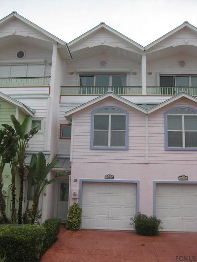 Ormond Beach Condo/Townhouse For Sale: 3000 Ocean Shore Blvd #19