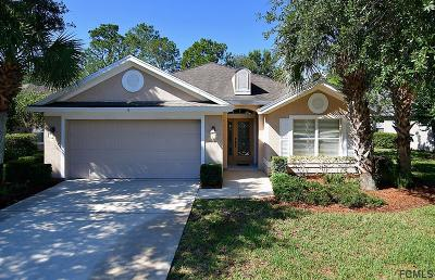 Palm Coast Single Family Home For Sale: 6 Owls Roost Ln E