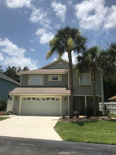 Palm Coast Single Family Home For Sale: 8 Bristol Dr