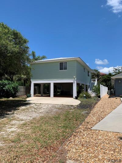 Flagler Beach Single Family Home For Sale: 2722 Annette St