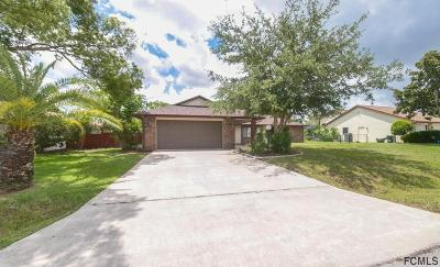 Palm Harbor Single Family Home For Sale: 30 Filbert Lane