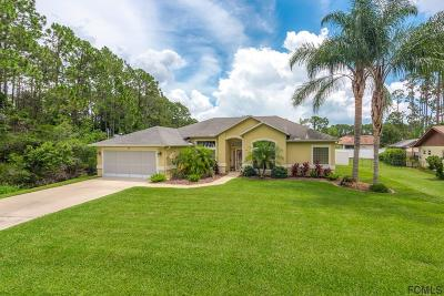 Palm Coast Single Family Home For Sale: 9 Becker Ln