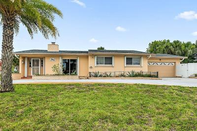 Ormond Beach Single Family Home For Sale: 142 Ivanhoe Dr