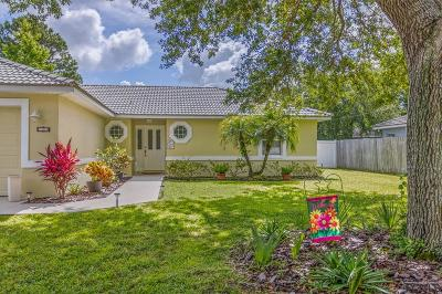 Palm Coast Single Family Home For Sale: 169 E Pritchard Dr