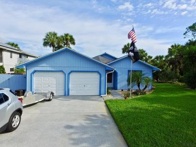 Flagler Beach Single Family Home For Sale: 612 Yorkshire Drive