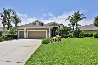 Ormond Beach Single Family Home For Sale: 1216 Crown Pointe Lane