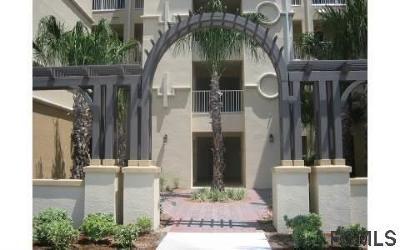 Palm Coast Condo/Townhouse For Sale: 55 Riverview Bend S #2044