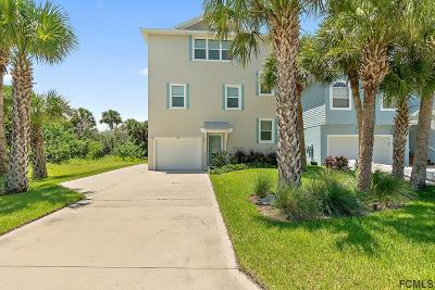 Flagler Beach Single Family Home For Sale: 1301 Daytona Ave N
