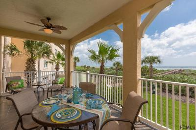 Palm Coast Condo/Townhouse For Sale: 600 Cinnamon Beach Way #521