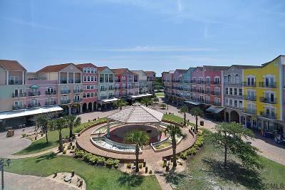 Palm Coast Condo/Townhouse For Sale: 101 Palm Harbor Pkwy #423